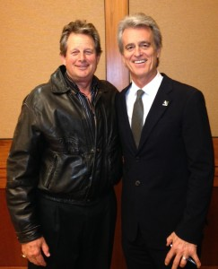 Chip and Bobby Shriver